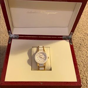Authentic Salvatore Ferragamo Watch